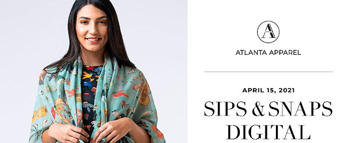 Sips & Snaps Digital April 15, 2021