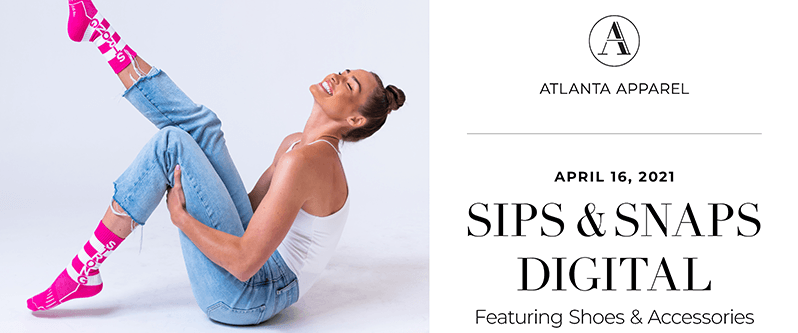 Sips & Snaps Featuring Ready to Wear April 16, 2021