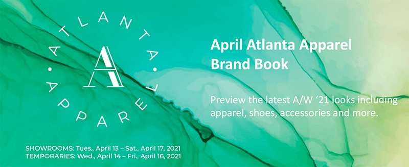 April Atlanta Apparel Brand Book 2021