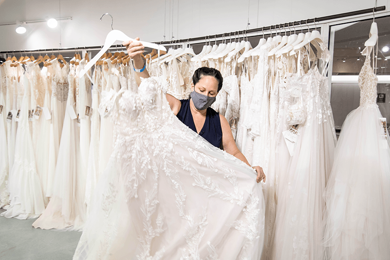 April VOW First Bridal Show of 2021
