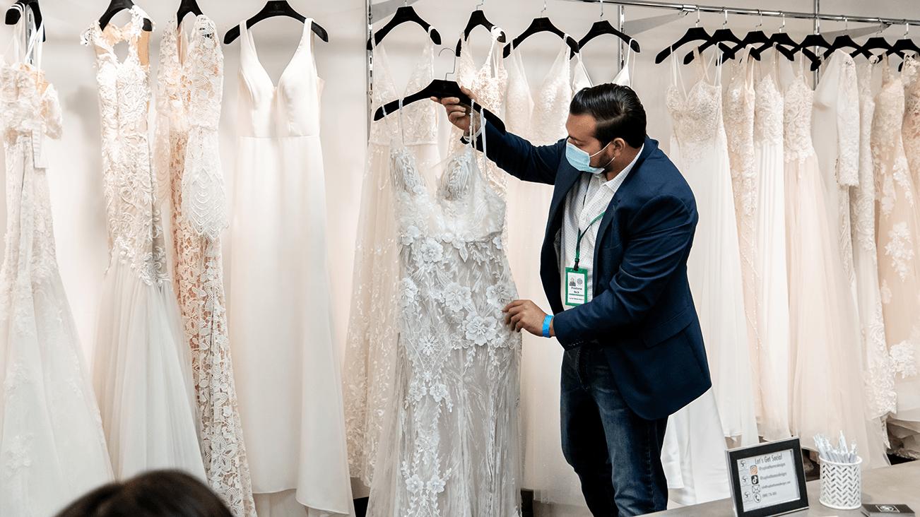 2020 VOW New World of Bridal - Sophia Thomas Showroom